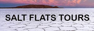 Bolivia Salt Flats Tours