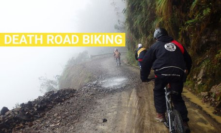 Death Road Bolivia - Gravity - Barracuda
