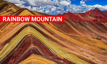 Rainbow Mountain Trek - Vinicunca Trip Cusco