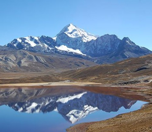 Huayna Potosi 3 Day Climb