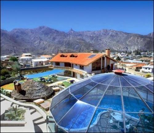 Hotel Oberland La Paz Mallasa