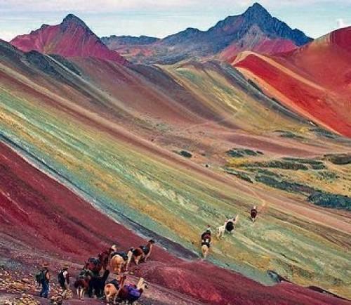 8d2b22ffb Rainbow Mountain Day Tour (Budget) - Cusco - Peru