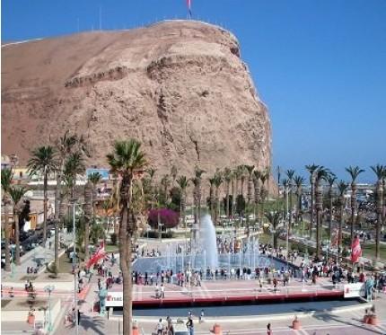Cama Bus La Paz to Arica