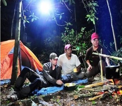 5-Day Jungle Tour (Mashaquipe Ecolodge)