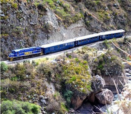 Machu Picchu 2-Day Tour by Train (Budget)
