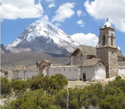 Sajama National Park & Salt Flats 5 Day Tour - La Paz to Uyuni