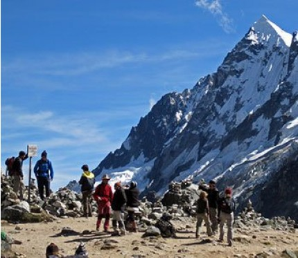 Salkantay Trek to Machu Picchu (Budget) 5 Days + Return by Train