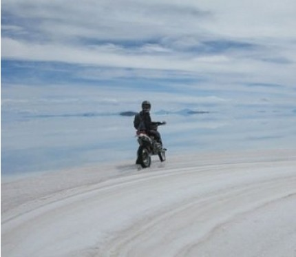 3-Day Salt Flats Motorcycle Tour