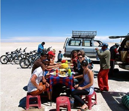Salar de Uyuni - Salt Flats Tours Bolivia - Quechua Connection