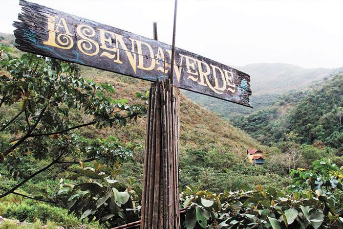 La Senda Verde Animal Refuge Yolosa Coroico Bolivia
