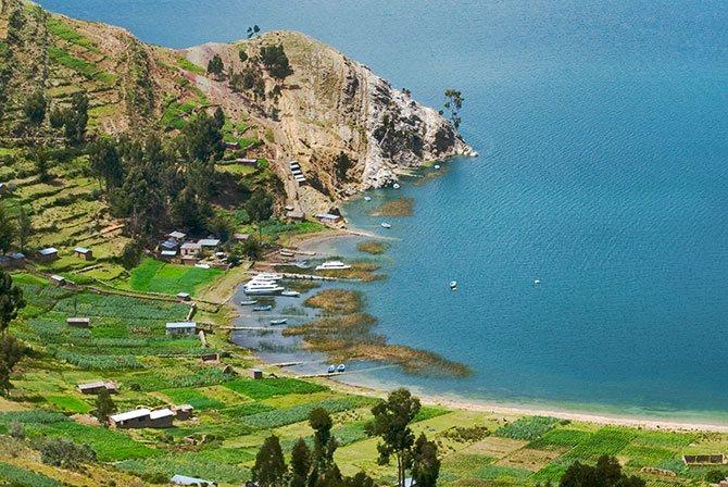 Tour Isla del Sol y Copacabana 2 días - Inca World Bolivia  |Isla Del Sol Copacabana