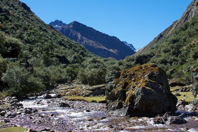 Lares Trek Cusco Peru