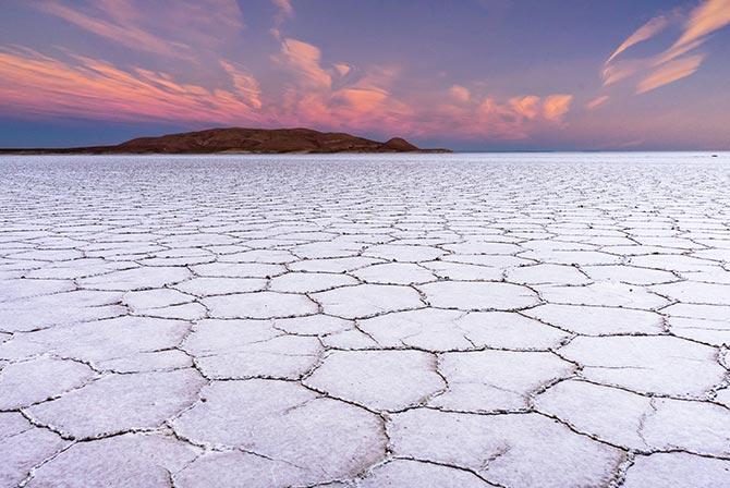 Salar de Uyuni - Bolivia Salt Flats Uyuni